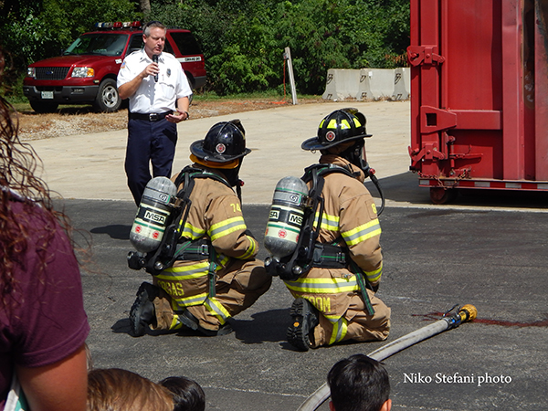 Gurnee Fire Department open house