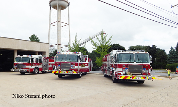 Gurnee Fire Department apparatus