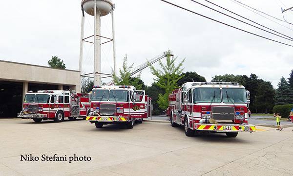 Gurnee Fire Department apparatus