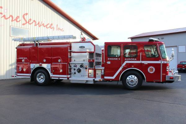 Aurora FD Engine 5