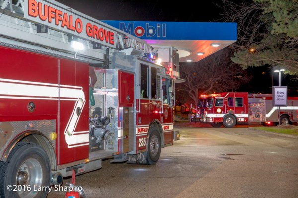 Buffalo Grove fire trucks