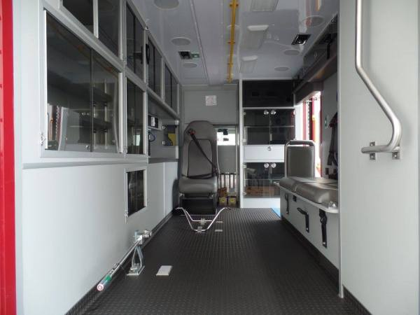 Wheeled Coach Type III Ambulance