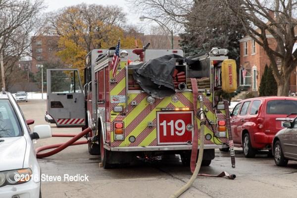 Chicago FD Engine 119
