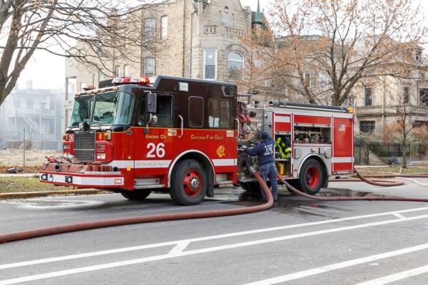 Chicago FD Engine 26