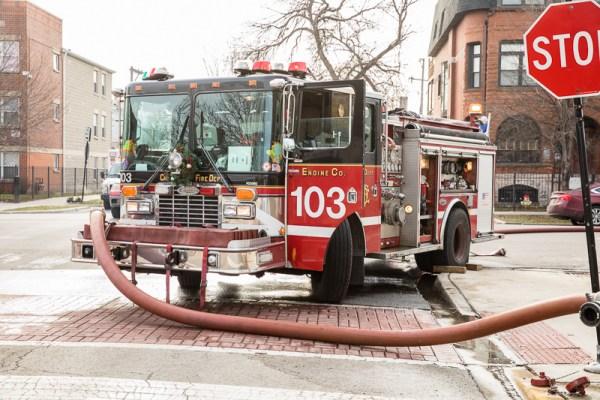 Chicago FD Engine 103