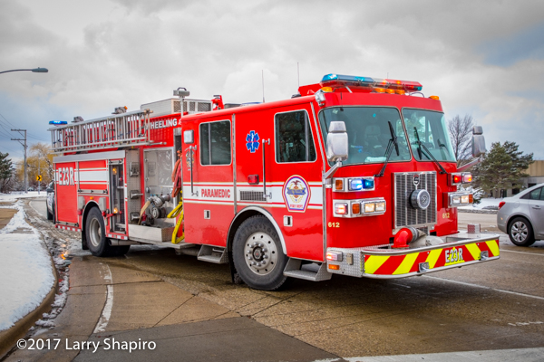 Wheeling FD Engine 23R