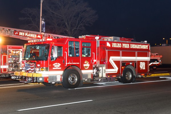 Niles FD Engine 3