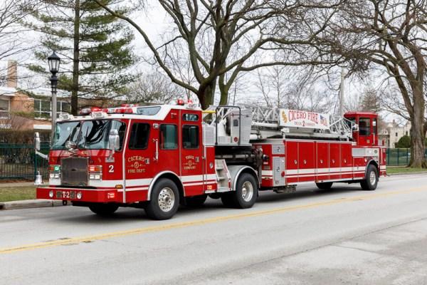 Cicero FD Truck 2