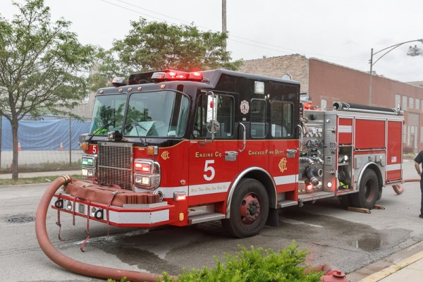 Chicago FD Engine 5