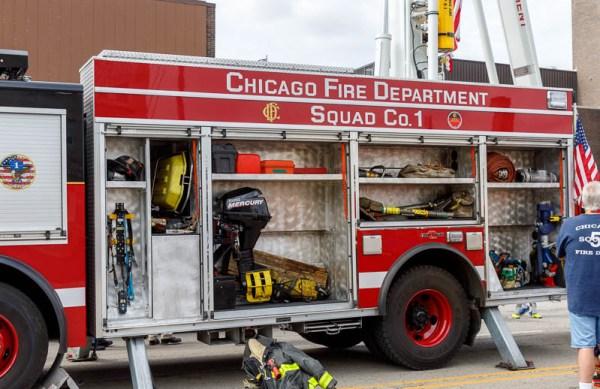 Chicago FD Squad 1A