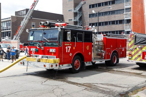 Chicago FD Engine 17 from Backdraft