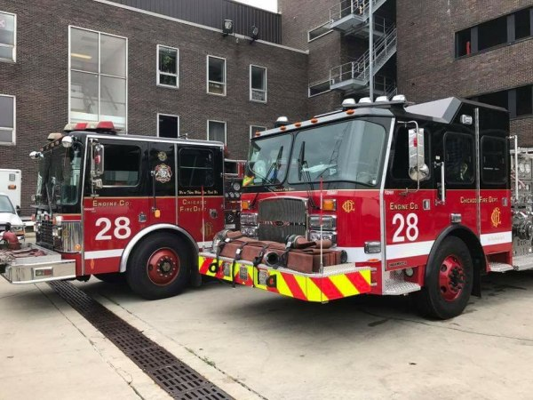 CFD Engine 28 - old and new