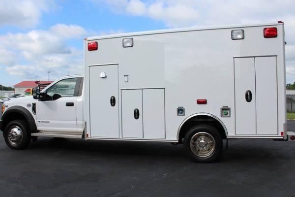 Wheeled Coach Type I ambulance