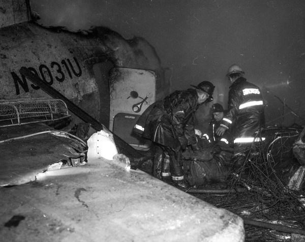 crash of United Airlines Flight 553 12/8/72