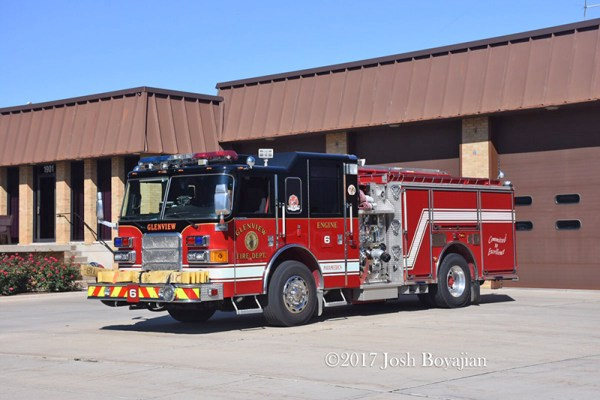 Glenview FD reserve engine