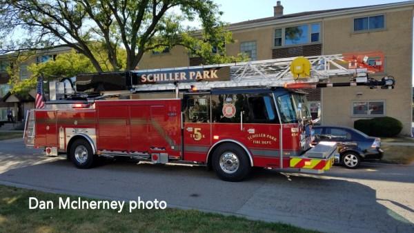 Schiller Park FD Truck 5