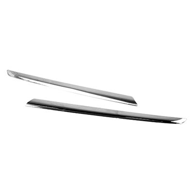 MERCEDES-BENZ GLA-CLASS GRILLE MOLDING INSERT LOWER RIGHT