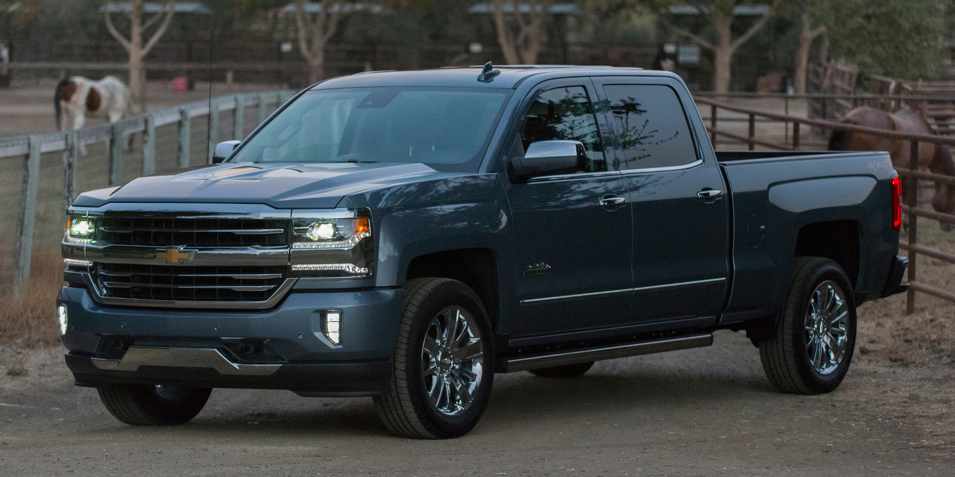 2018  Chevrolet  Silverado 1500  Vehicles On Display