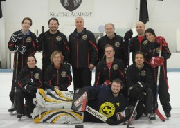 Team Coaches January 2017