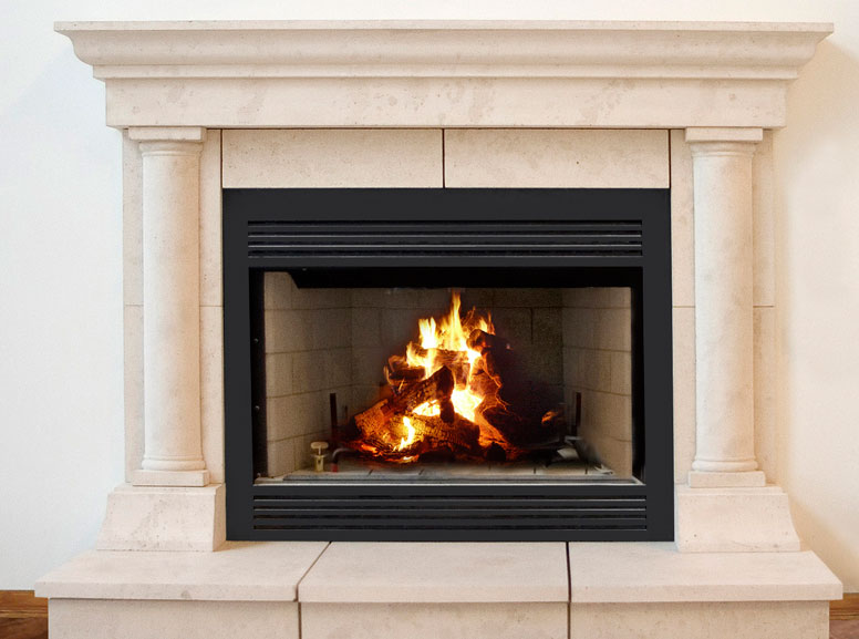 Building A Stone Fireplace Sale | Marble Fireplace Mantels | Limestone Surrounds