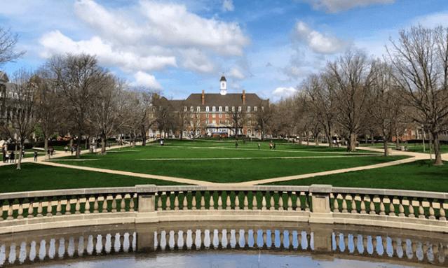0828181- 伊利諾大學香檳分校下學期開始免交學費