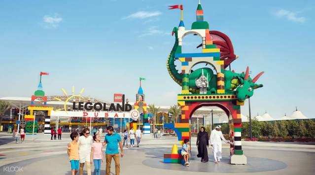 迪拜主題公園和度假村門票