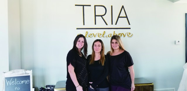 03 From left to right-Stephanie Fitzpatrick,Christie Bertucci-Bega,Brittany Bertucci