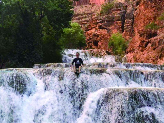 Supai Water Falls - Beaver Falls
