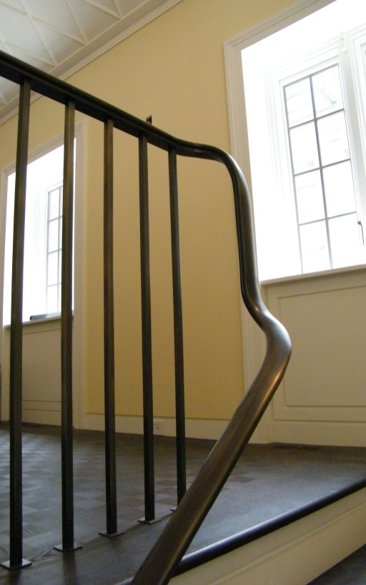 Bronze Handrail Chicago Copper Amp Iron Works Inc