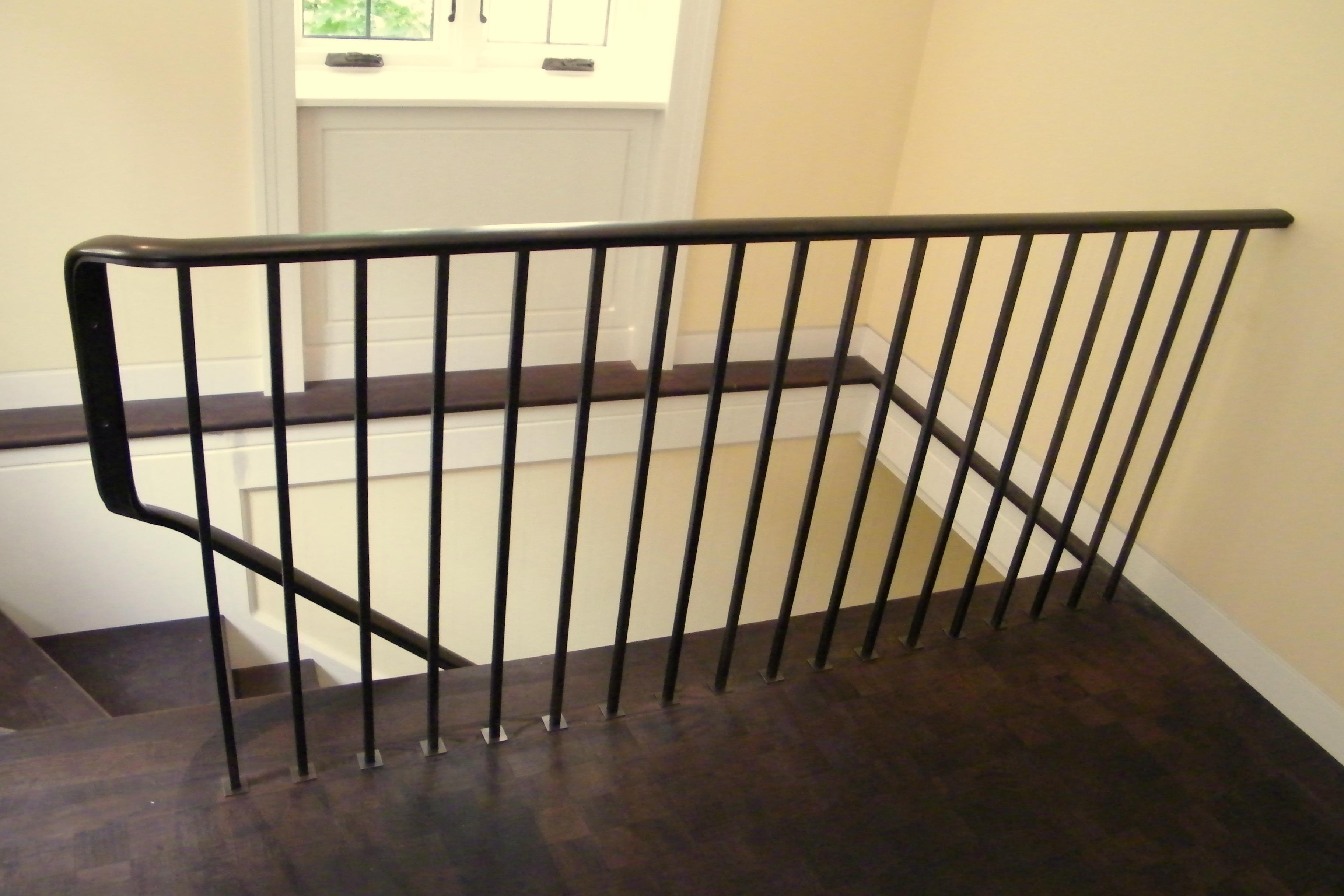 Bronze Handrail  Chicago Copper  Iron Works Inc