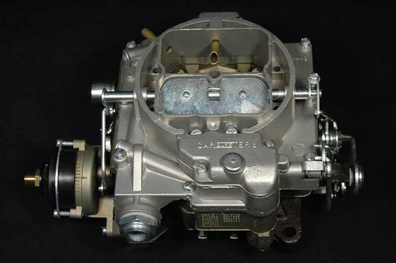 Carter Afb Carburetors Diagram View Chicago Corvette Supply