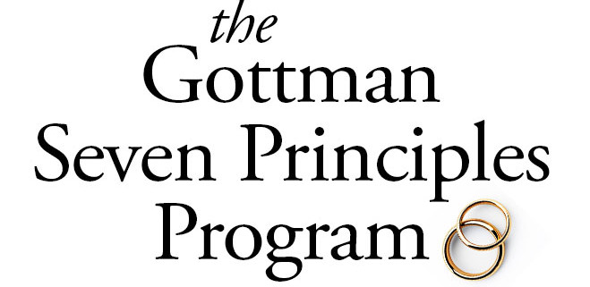 Gottman's Seven Principles for Making Marriage Work