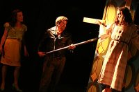 The Pillowman - Theatre reviews