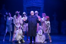 Addams Family Musical Opening Richmond Civic Theatre - Year