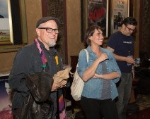 Kris Swanberg and Bobcat Goldthwait