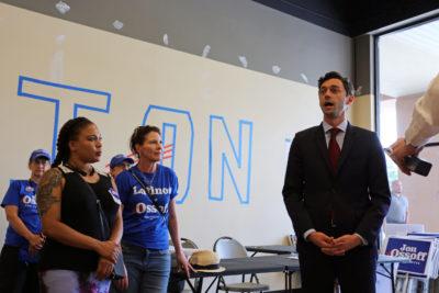 Georgia Senate Election Chicago Defender
