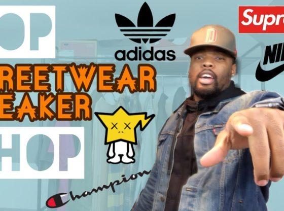 chicago top streetwear sneaker