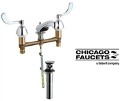 Widespread Lavatory Faucets