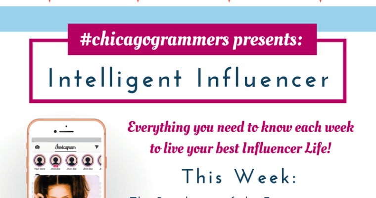 The Intelligent Influencer: January 7, 2017