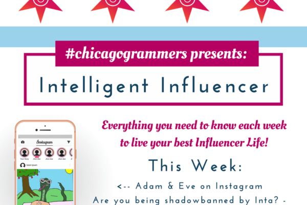 The Intelligent Influencer – March 25, 2018