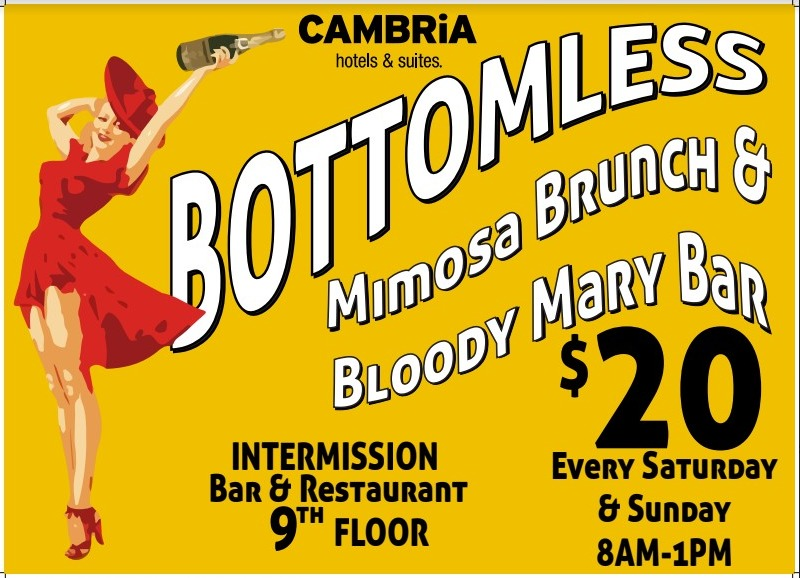 Cambria Drink Special Chicago