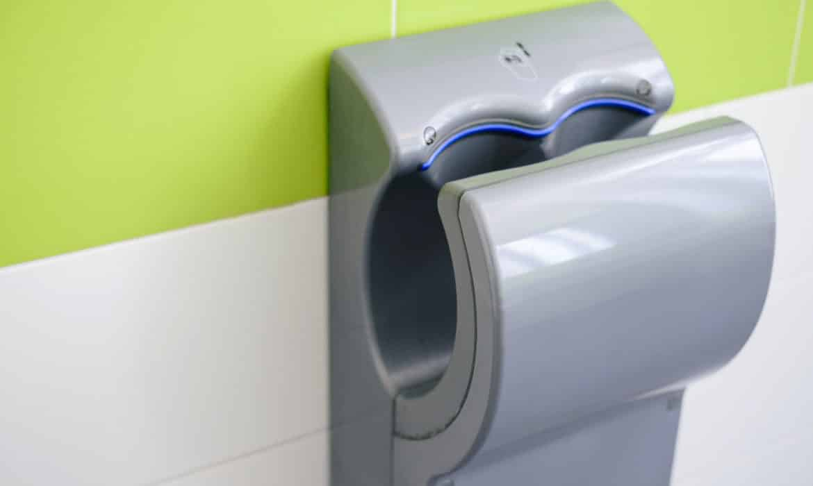 The Bacterial Horror of HotAir Hand Dryers  Chicago Health