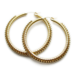 150 gold hoops