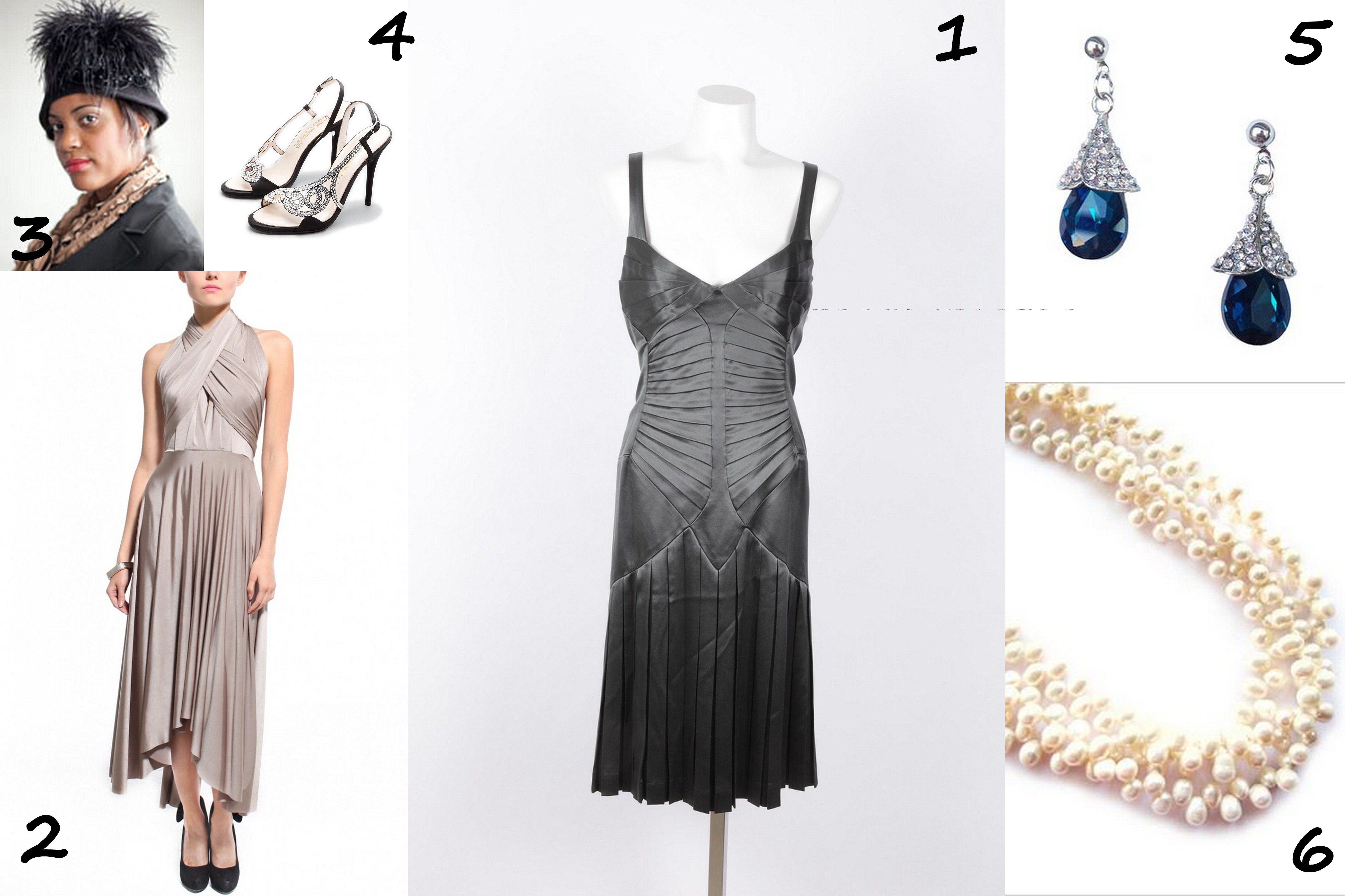 What to Wear to a Great Gatsby Party or Wedding: 10 Gorgeous Budget ...