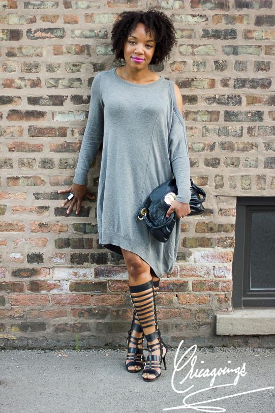 AllSaints Sweater Dress