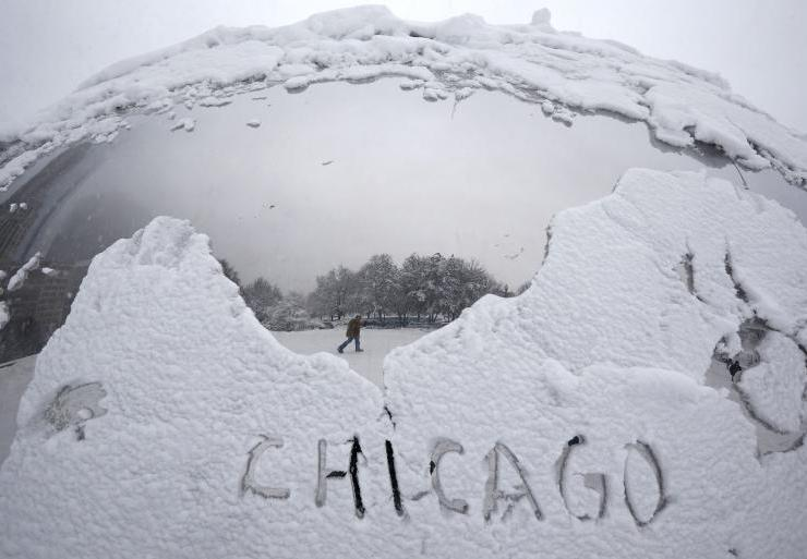 The Great Chicago Blizzard of 2015