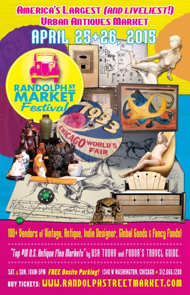 free Randolph Street Market Tickets