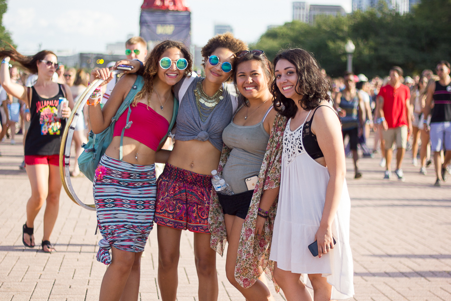 How to Dress for Lollapalooza
