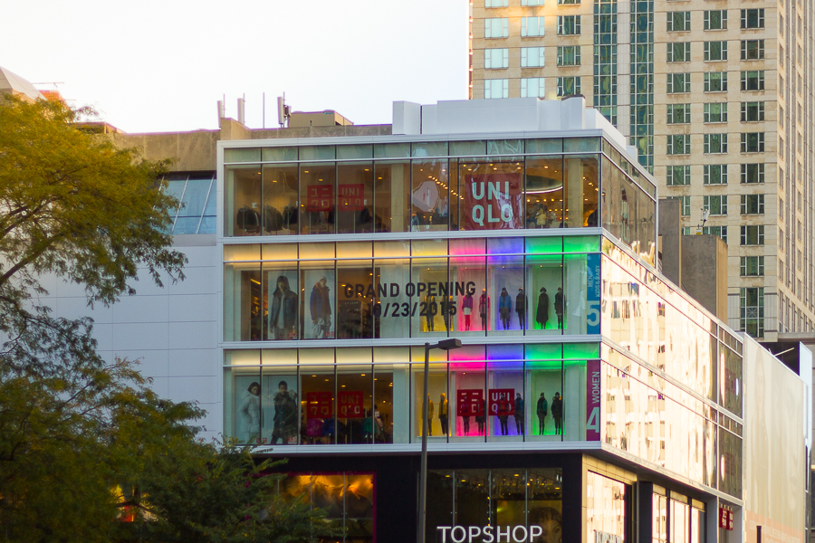 uniqlo chicago