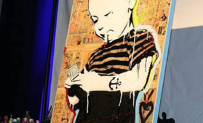 Street Art Auction Chicago